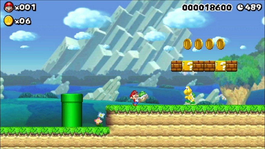 New Super Mario Maker immagine 3DS 10
