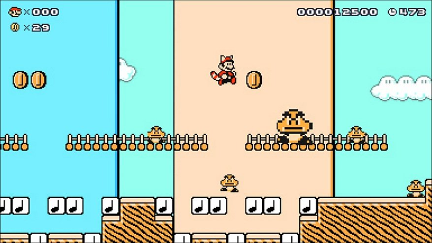 New Super Mario Maker immagine 3DS 11
