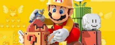 New Super Mario Maker immagine 3DS slider