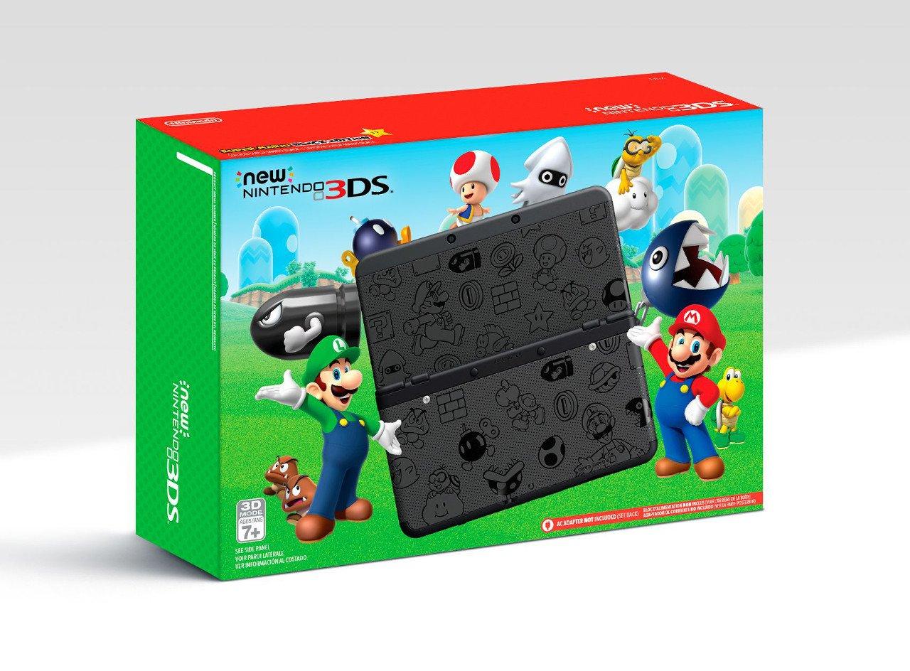 Nintendo ha annunciato due nuove edizioni speciali per il New 3DS