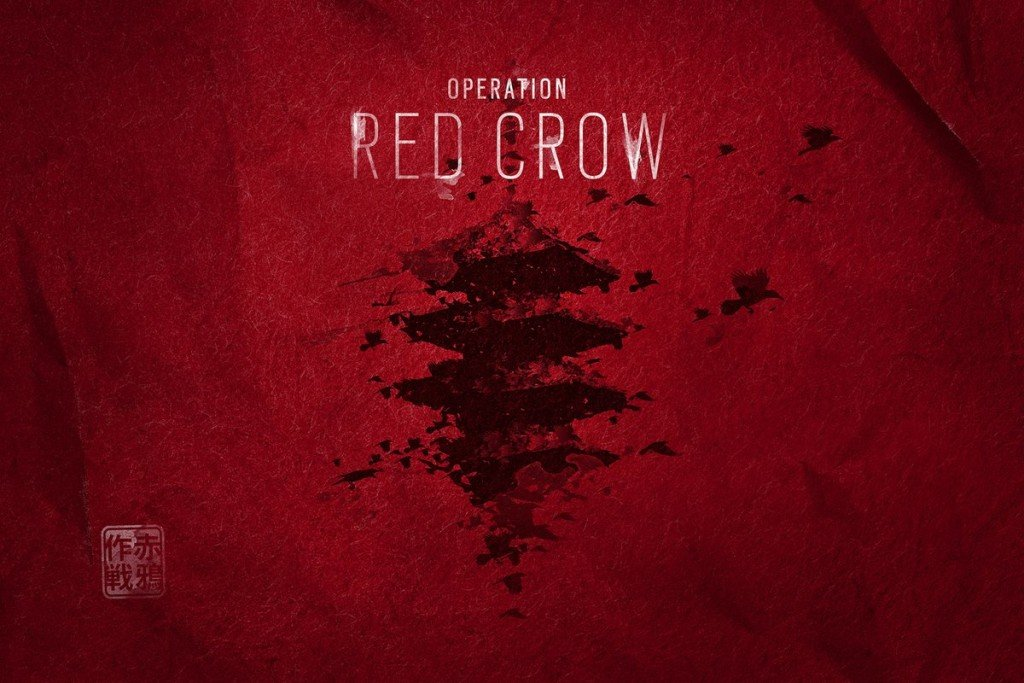 Rainbow Six Siege operation red crow data uscita
