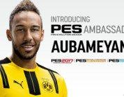 Aubameyang sarà l'Ambassador di PES League