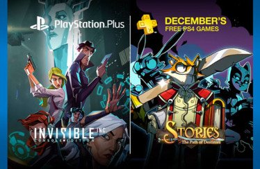 PlayStation Plus: Invisible Inc. e Stories confermati tra i giochi di dicembre