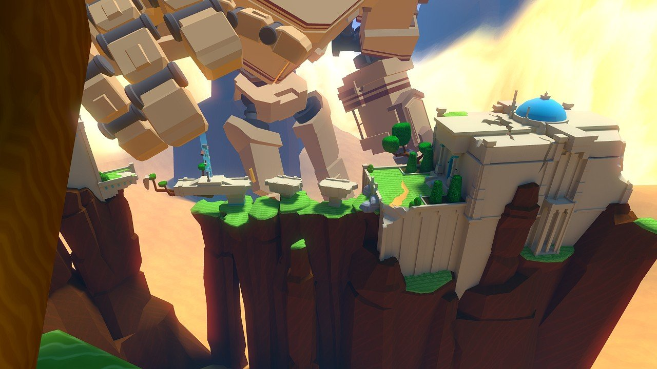 PlayStation VR – I titoli di lancio immagine PS4 Windlands
