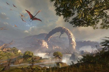 Robinson The Journey immagine PS4 02