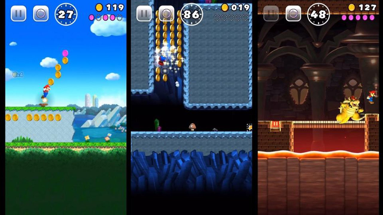 Super Mario Run disponibile da dicembre per iPhone e iPad