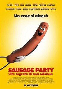 Sausage Party immagine Cinema locandina