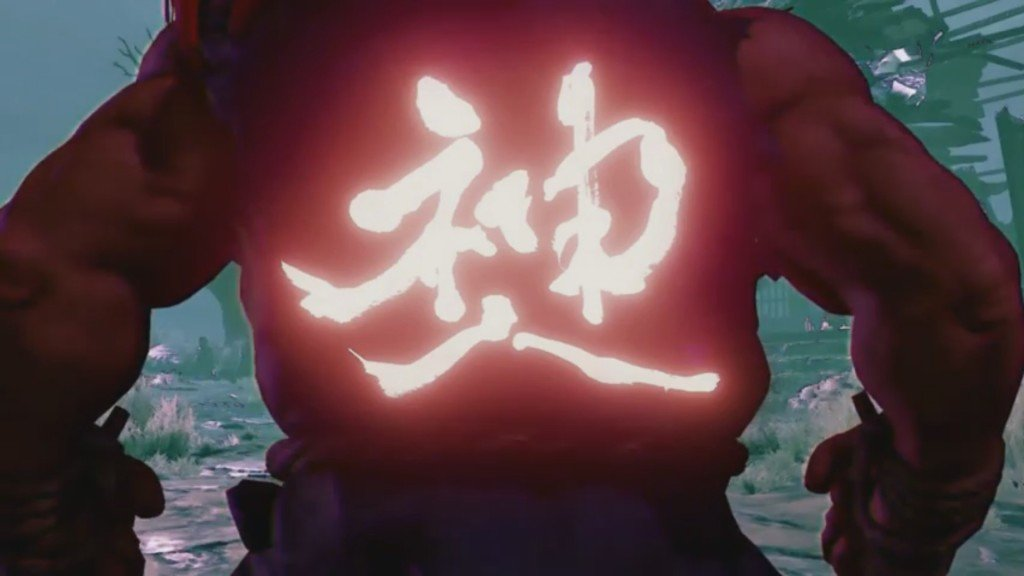Street Fighter V season 2 Akuma