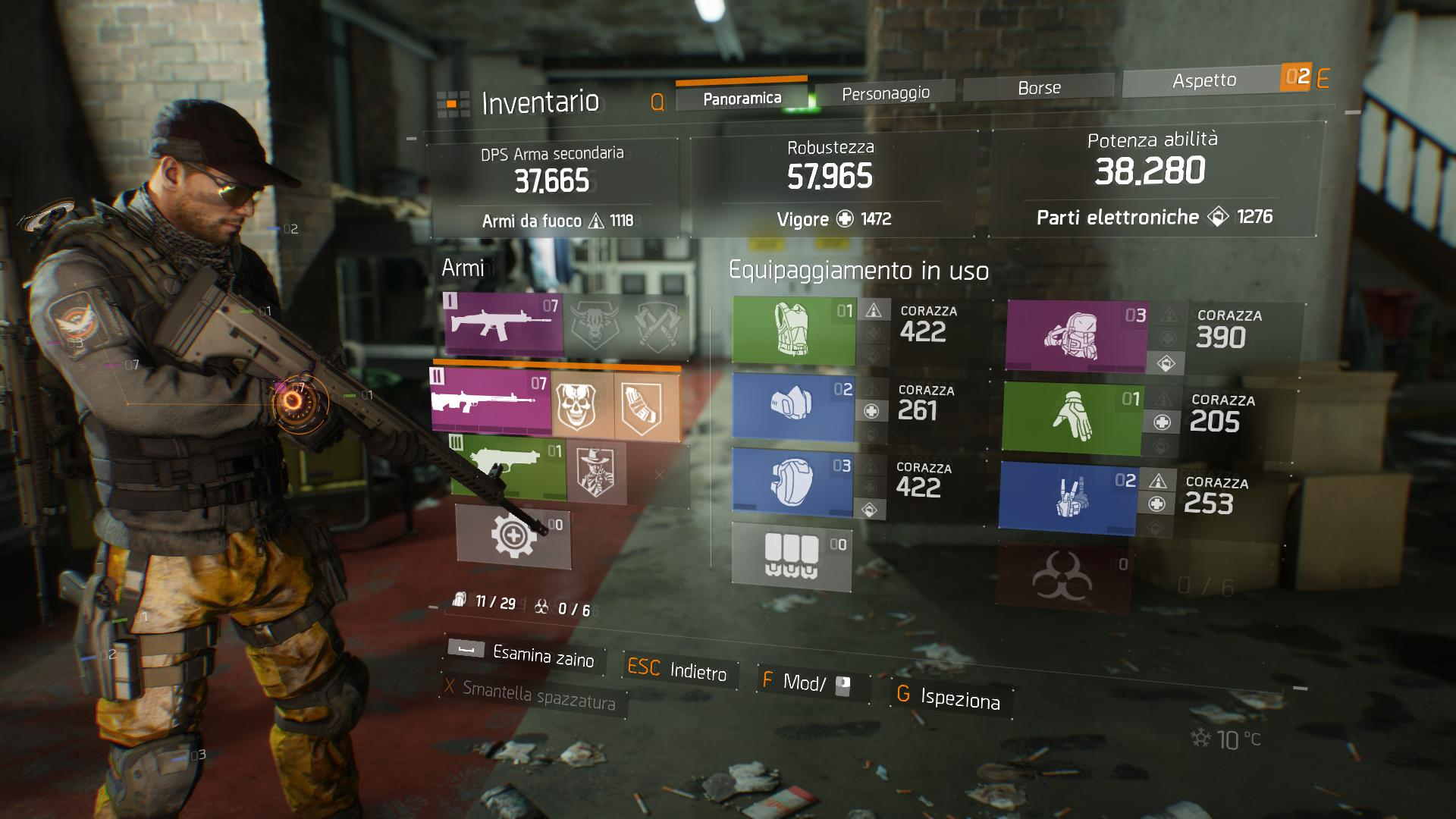 how to play survival the division ps4