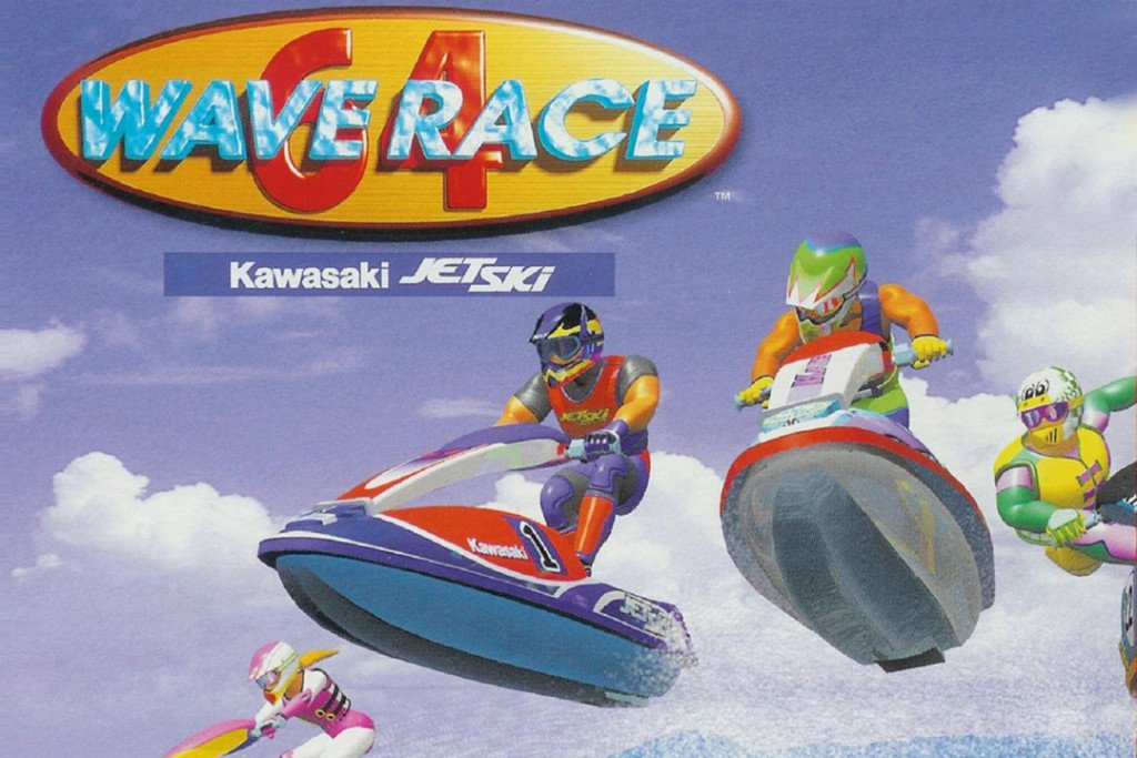 Wave Race nintendo switch