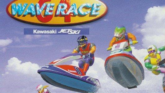 Wave Race nintendo switch