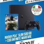 PlayStation 4: sconti pazzi nella settimana del Black Friday