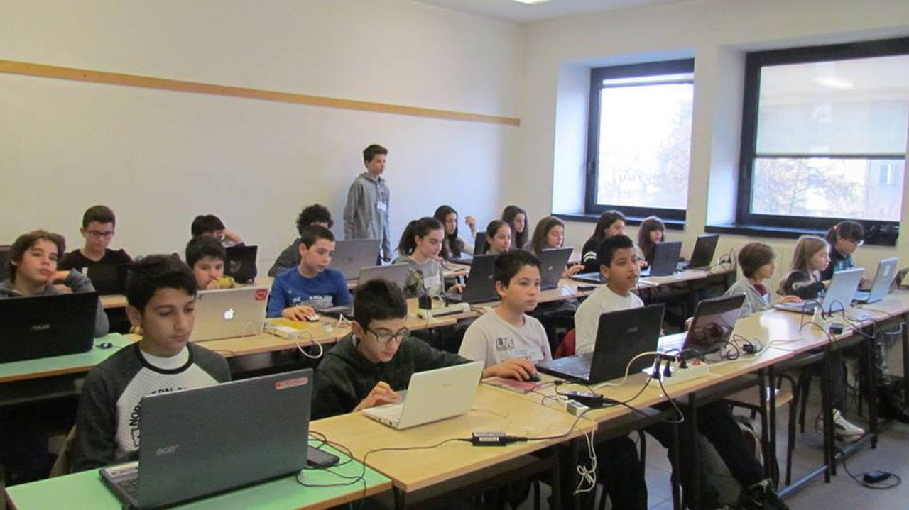 Digital Bros Game Academy e CoderDojo Mediglia insieme