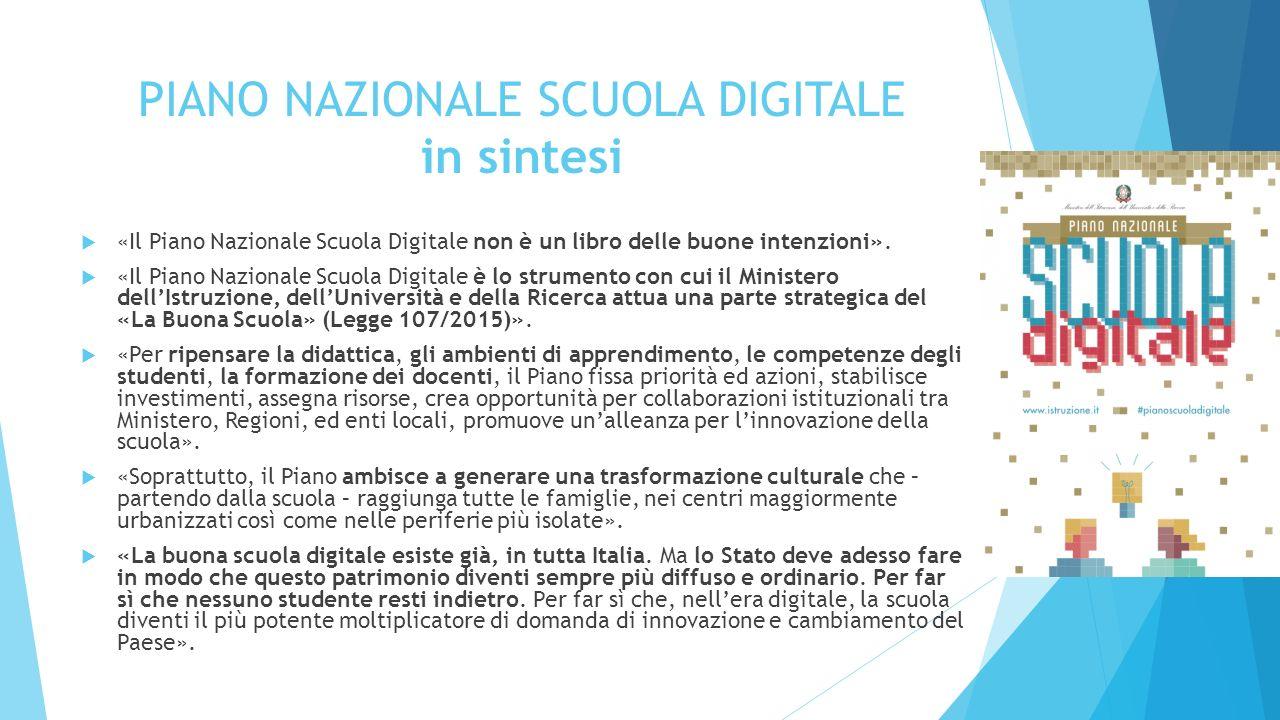 AESVI festeggia il Piano Nazionale Scuola Digitale