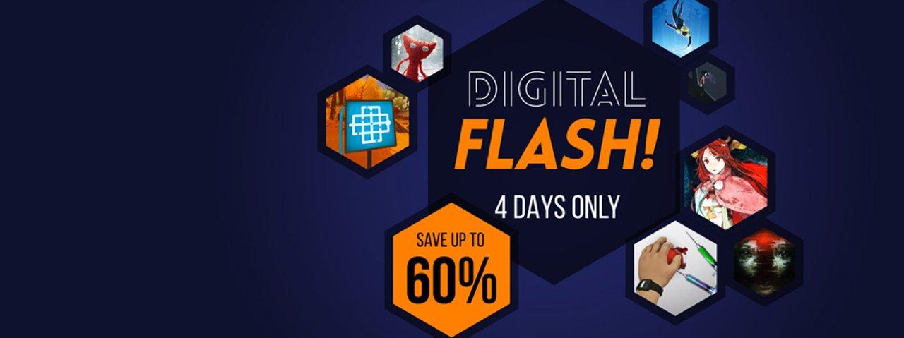 PlayStation Store: parte oggi la promozione Digital Flash