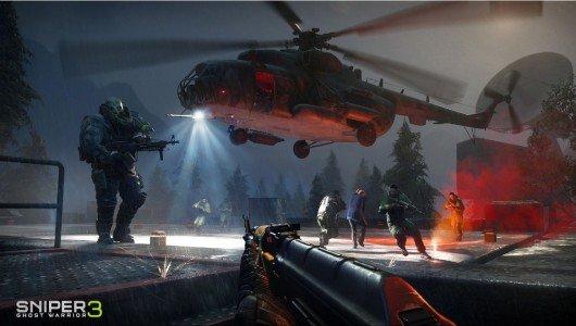 Sniper Ghost Warrior 3 multiplayer