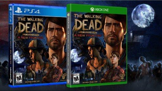The Walking Dead A New Frontier è disponibile per il mercato retail