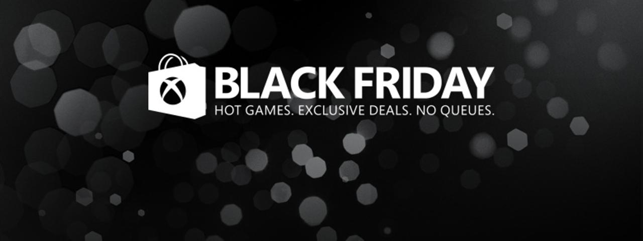 Xbox Live: aggiunti nuovi titoli in sconto per il Black Friday