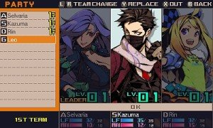 7th Dragon III Code VDF immagine 3DS 01
