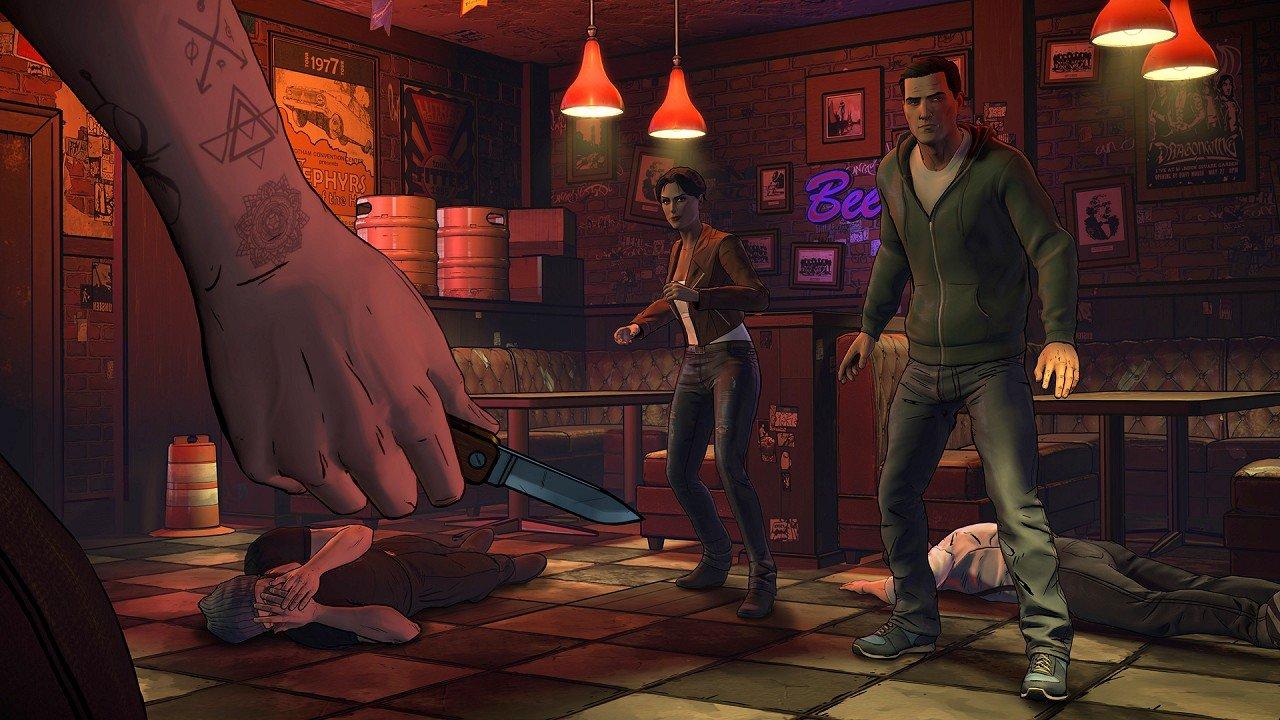 Batman The Telltale Series immagine PC PS4 Xbox One 01