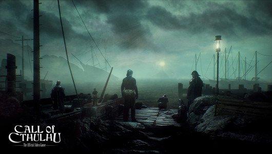 Call of Cthulhu trailer lancio