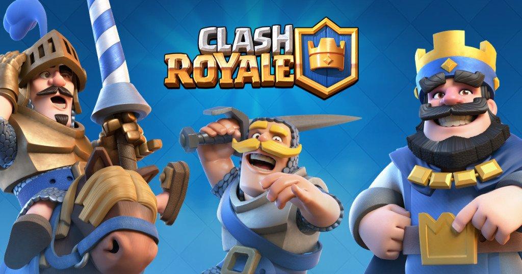 Clash Royale app store
