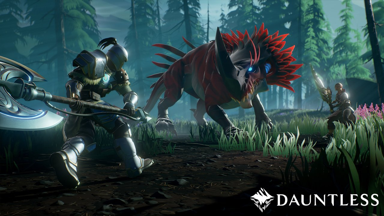 Dauntless epic games store