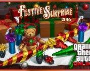GTA Online Sorpresa Festiva