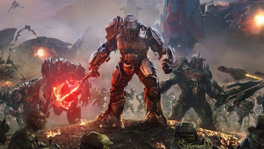 Halo Wars 2 Atriox trailer the game awards