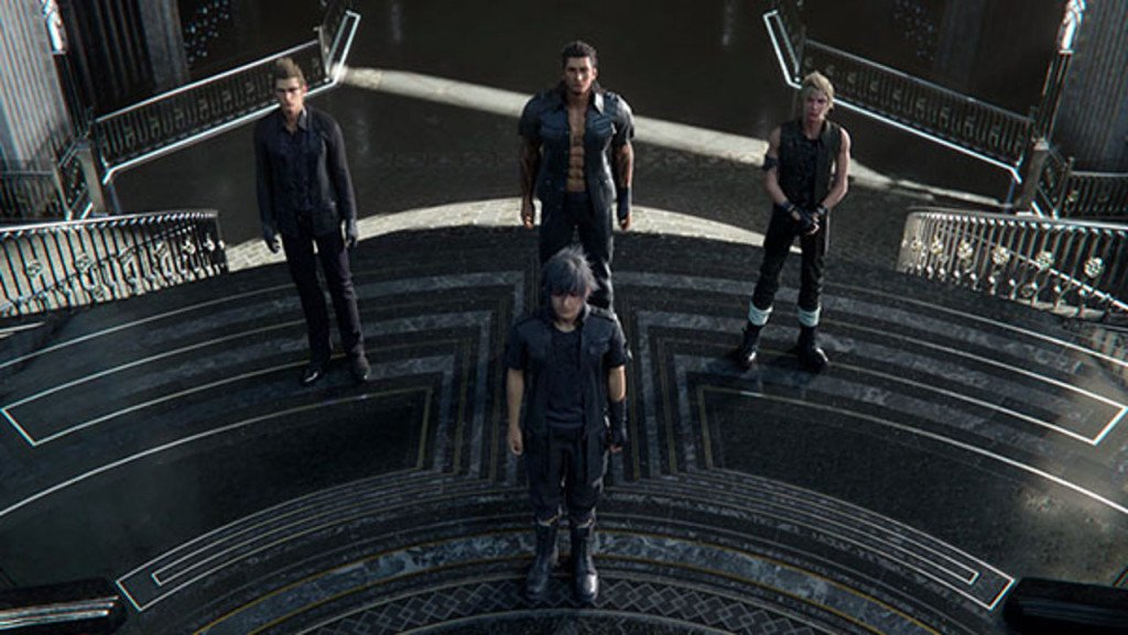 Final Fantasy XV comrades data uscita