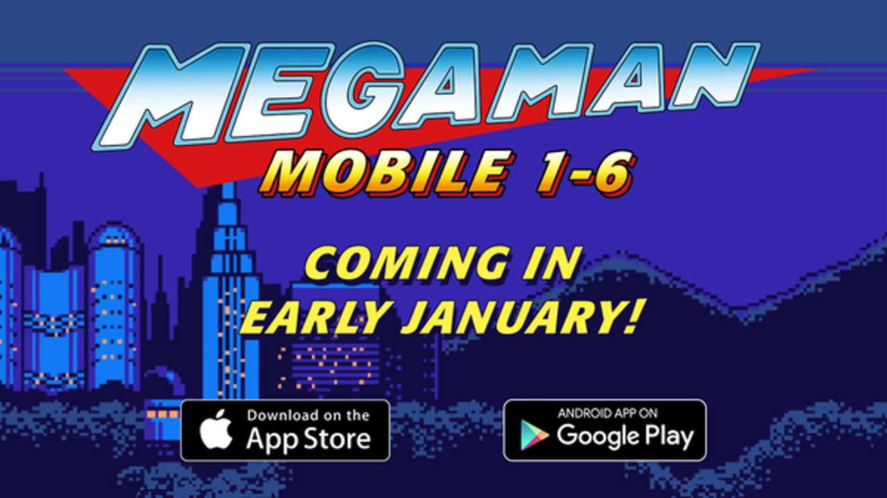 Mega Man Mobile arriverà anche in occidente