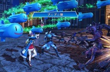 Musou Stars: Laegrinna, Oda Nobunyaga, Lu Bu, e li Naotora giocabili