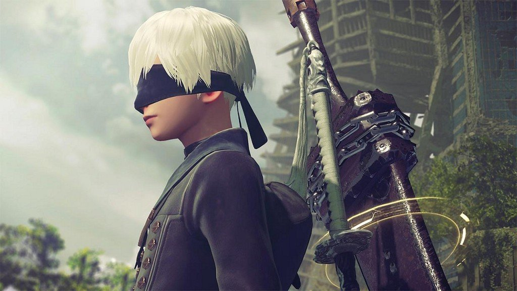 Platinum Games nuova ip NieR Automata xbox one immagine PS4 03