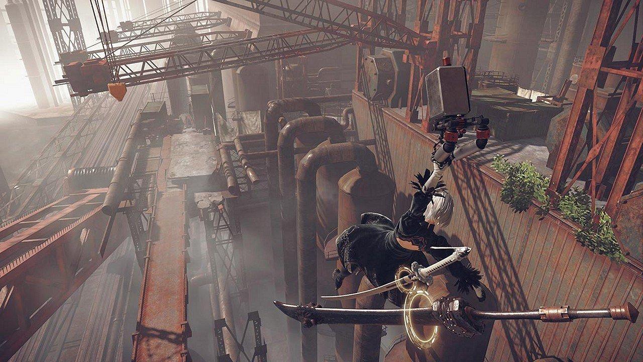 NieR Automata immagine PS4 06