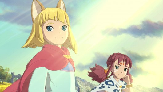 Ni no Kuni II video gameplay