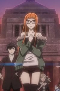 Persona 5 the animation anime