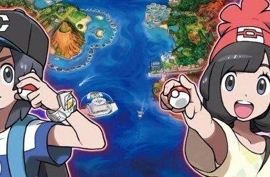 Pokémon Sole e Luna immagine 3DS 14