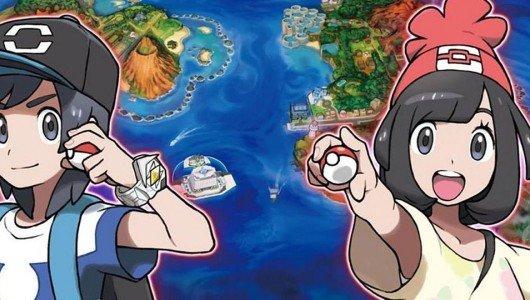 Pokémon Ultra Sole e Ultra Luna: annunciate le edizioni speciali
