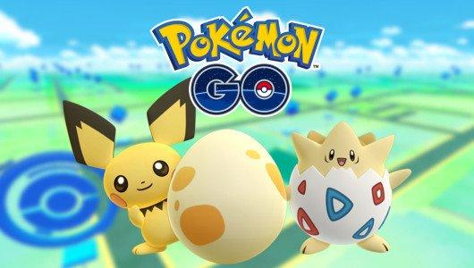 Pokémon GO: aggiunti Pichu, Togepi, e altri Pokémon della regione Johto