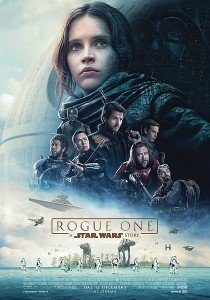 Rogue One A Star Wars Story immagine Cinema locandina