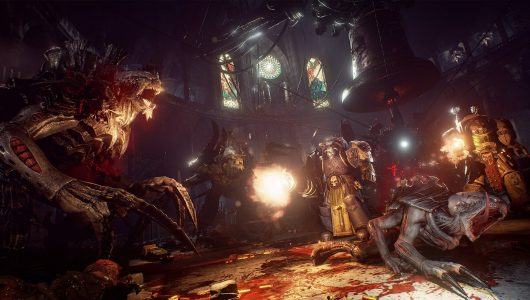 Space Hulk Deathwing enhanced edition data uscita