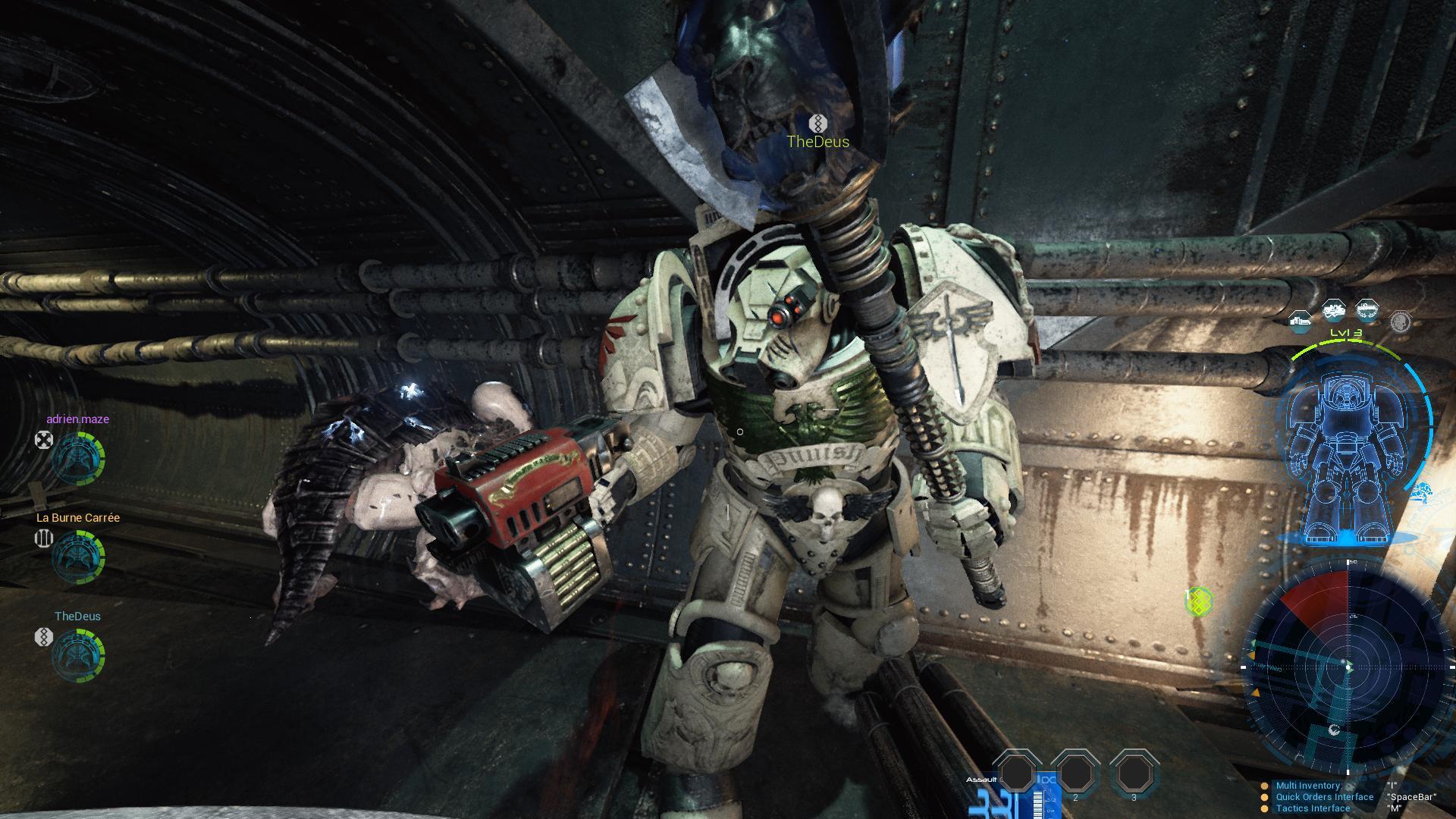 space hulk deathwing rules pdf