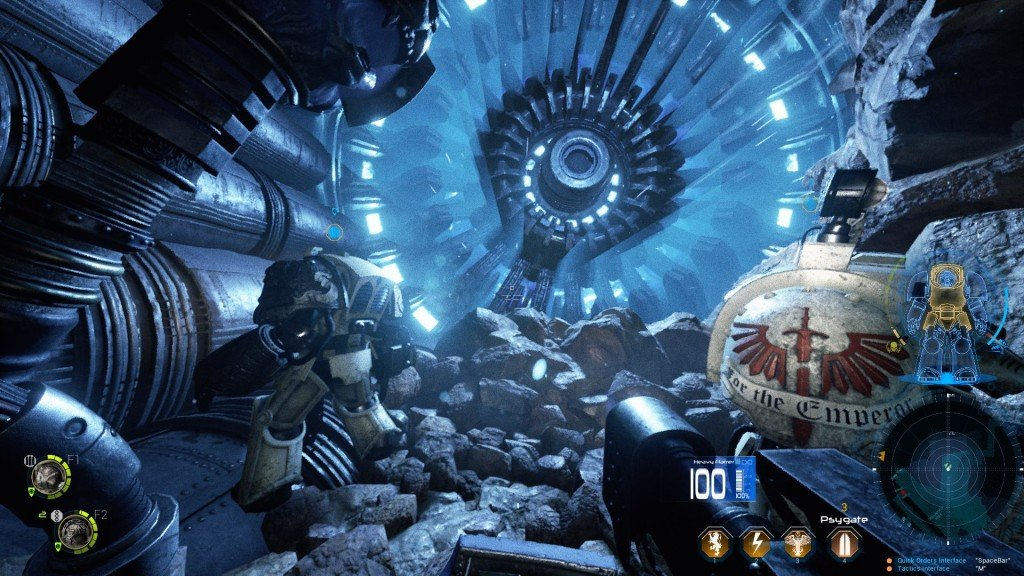 Space Hulk Deathwing PS4 Xbox One