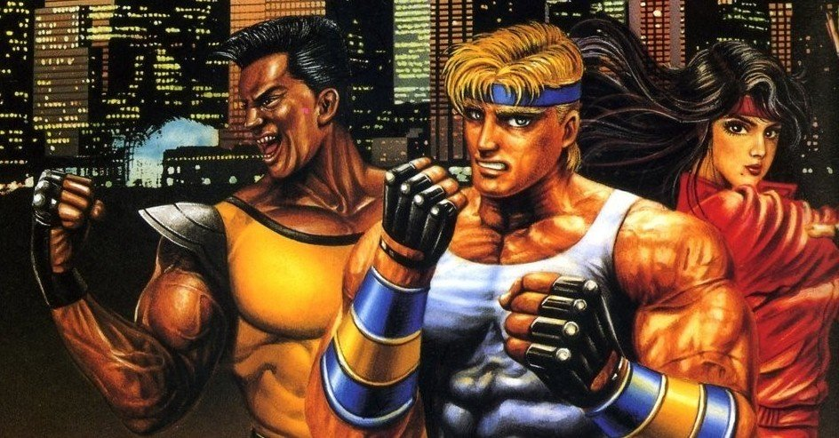 Streets of Rage Altered Beast film serie tv
