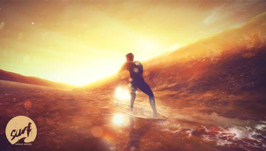 Surf World Series trailer lancio
