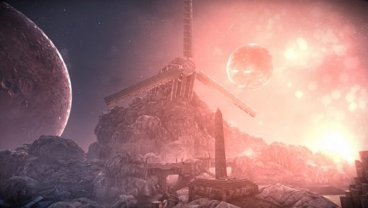 The Solus Project ps4 ps vr