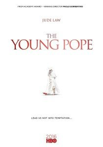 The Young Pope immagine Serie TV locandina