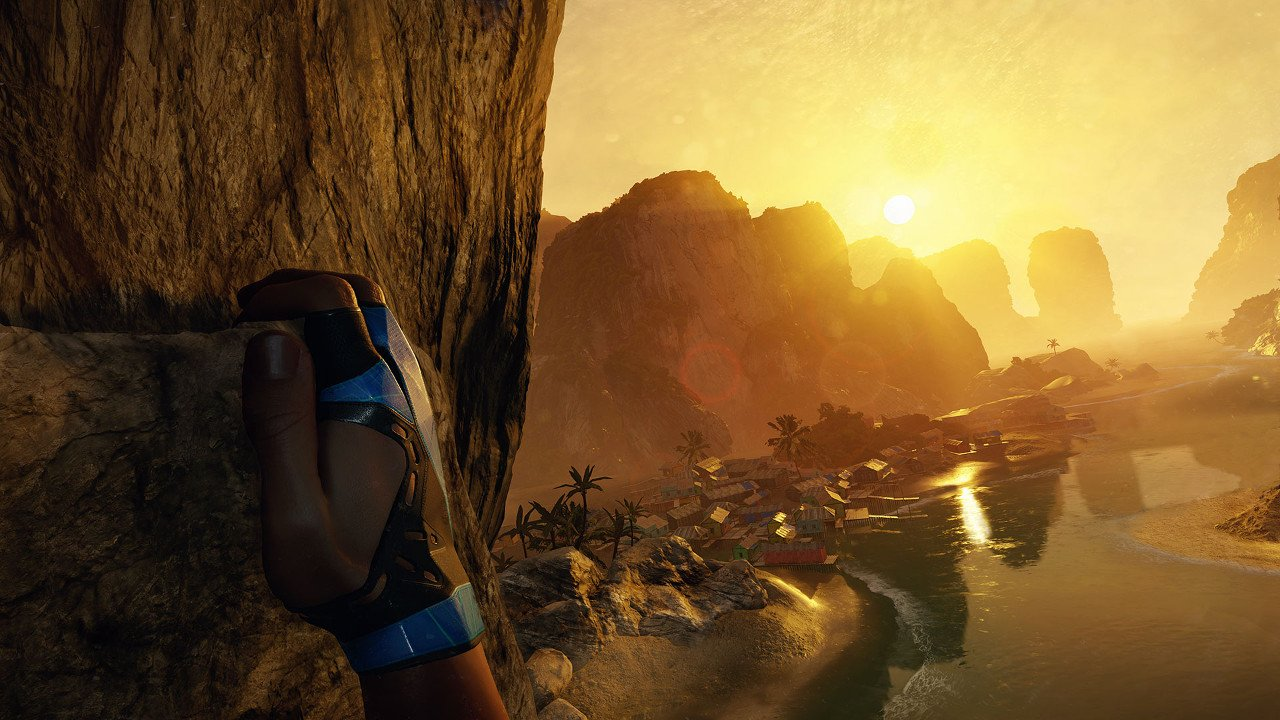 The Climb: supporto oculus touch e grande espansione in arrivo