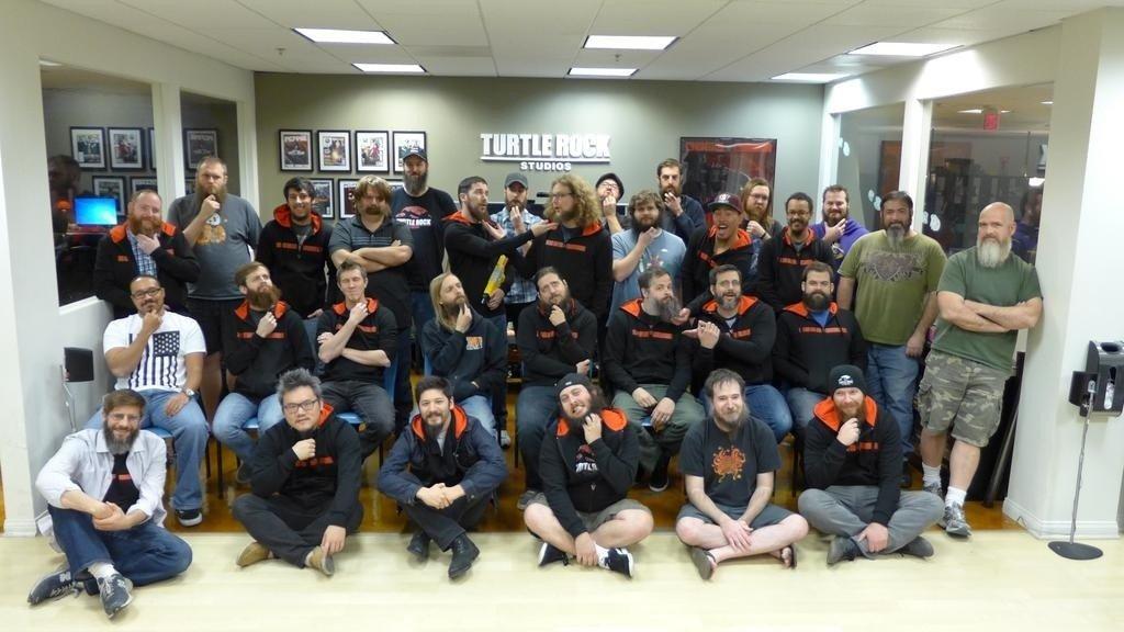 Turtle Rock Studios fps co-op
