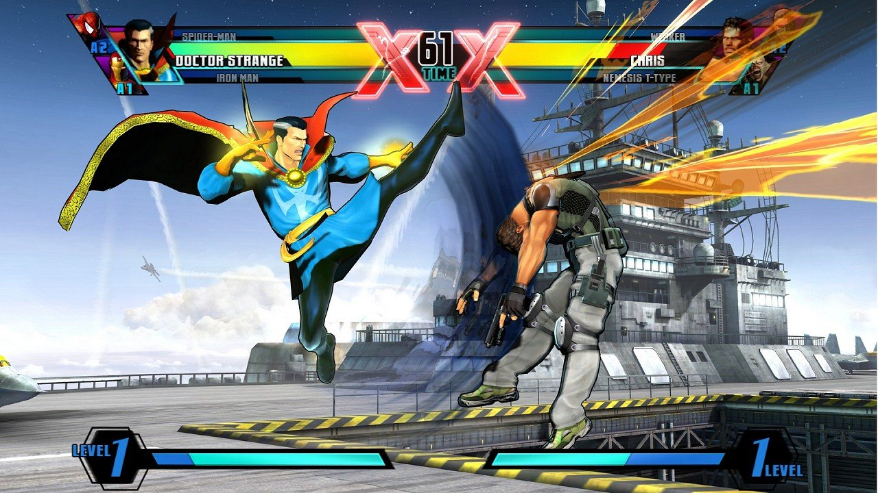 Ultimate Marvel vs. Capcom 3 – Remastered immagine PC PS4 Xbox One 03